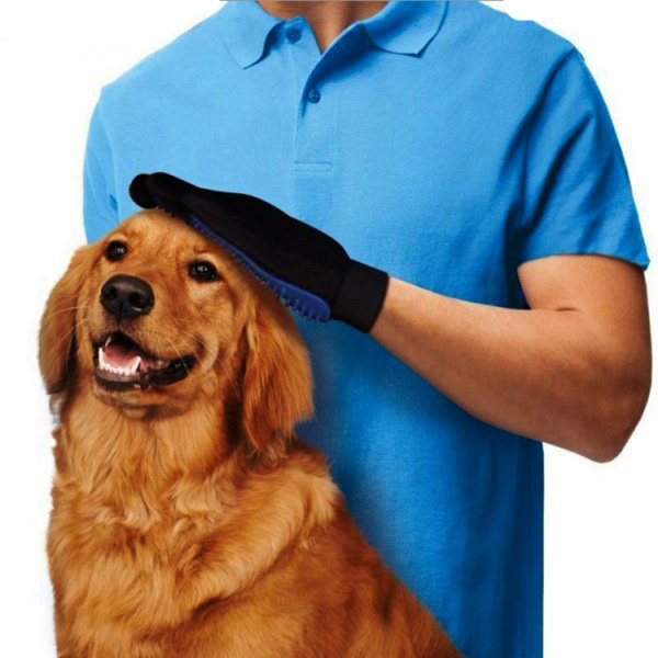 Gloves for grooming