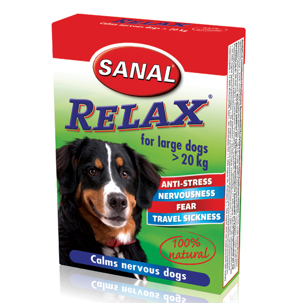 Sanal relax large dogs > 20kg