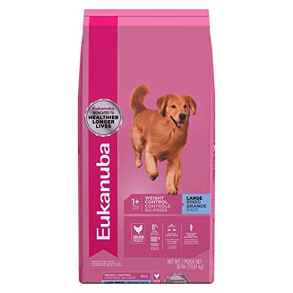 Eukanuba light weight control 15Kg