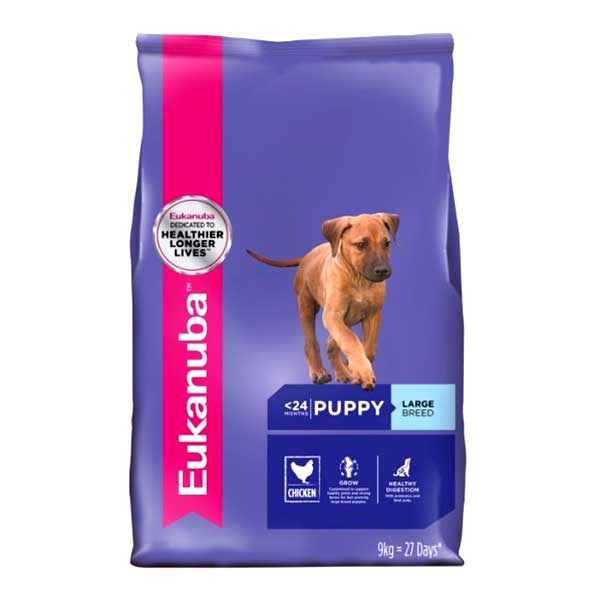 Eukanuba puppy large breed 15 Kg