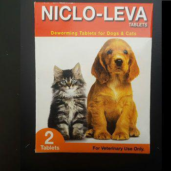 Niclo-Leva tablets