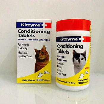Kitzyme conditioning tablets 100