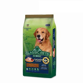 Classic pets adult chicken 15Kg